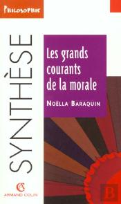 Les Grands Courants De La Morale