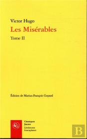 Les Miserables Tome Ii