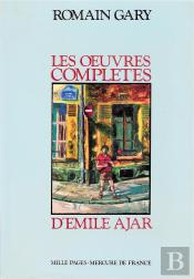 Les Oeuvres Completes D'Emile Ajar