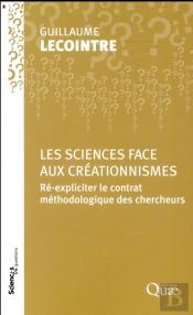 Les Sciences Face Aux Creationnismes