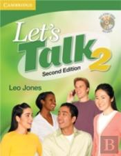 Let'S Talk Student'S Book 2 With Self-Study Audio Cd
