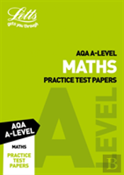 Letts Aqa A-Level Maths Practice Test Papers