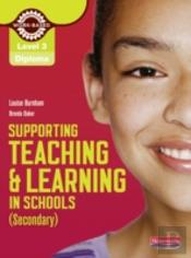 Level 3 Diploma Supporting Teaching And Learning In Schools, Secondary, Candidate Handbook