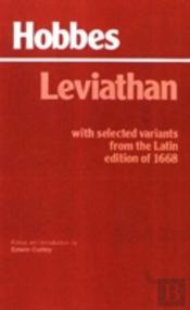 Leviathanwith Selected Variants From The Latin Edition Of 1668