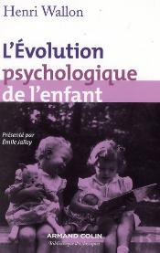 L'Evolution Psychologique De L'Enfant