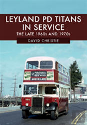 Leyland Pd Buses In The Late 1960s & 197