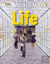 Life Ame Student Book 2 & App