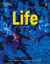 Life Ame Student Book 5 & App