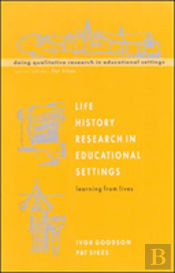 Life History Research In Educational Settings
