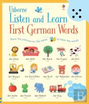 Listen And Learn First German Words