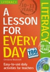 Literacy Ages 10-11