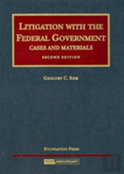 Litigation With The Federal Government