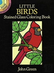 Little Birds Stained Glass