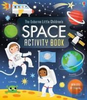 Little Children'S Space Activity Book