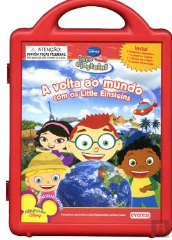 Bertrand.pt - Little Einsteins - A Volta ao Mundo com os Little Einsteins