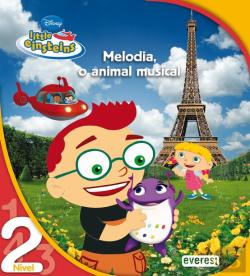 Bertrand.pt - Little Einsteins - Melodia, o Animal Musical - Nível 2