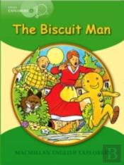 Little Explorers A - The Biscuit Man