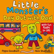 Little Monsterã¯Â¿Â½ S Day Out With Dad