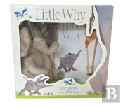 Little Why - Storybook And Soft Toy