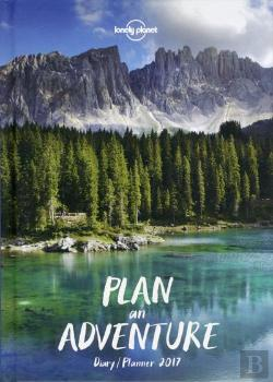 Bertrand.pt - Lonely Planet Diary Planner 2017 1ed -Anglais-