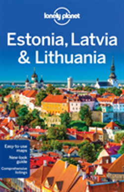 Bertrand.pt - Lonely Planet Estonia, Latvia & Lithuania