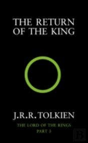 Lord Of The Ringsreturn Of The King
