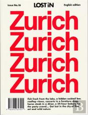 Lost In Travel Guide Zurich /Anglais