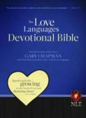 Love Languages Devotional Bible-Nlt