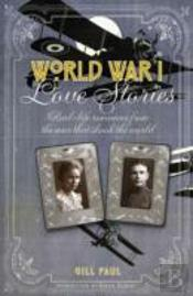 Love Stories Of Ww1