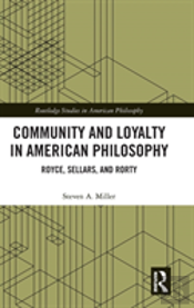 Loyalty And Community In American P