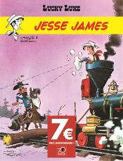 Lucky Luke T4 Jesse James-Op 70 Ans