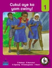 Luo For Uganda Primary 2 Readers Pack