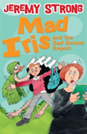 Mad Iris And The Bad School Report