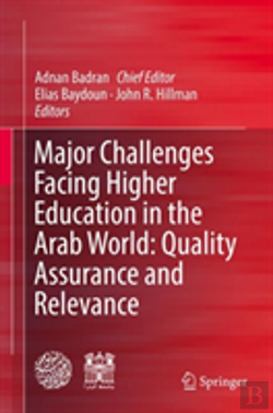 Bertrand.pt - Major Challenges Facing Higher Education In The Arab World