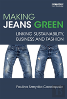 Making Jeans Green
