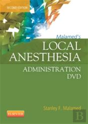 Malamed'S Local Anaesthesia Administration Dvd 2e