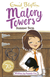 Malory Towers 08 Summer Term