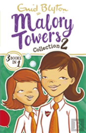 Malory Towers Collection 02