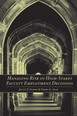 Bertrand.pt - Managing Risk In High-Stakes Faculty Employment Decisions