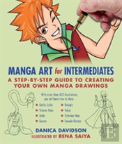 Manga Art For Intermediates