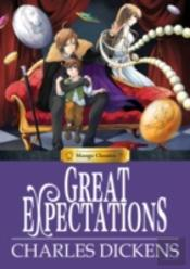 Manga Classics: Great Expectations Hardcover