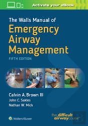 Manual Emergency Airway Management 5e