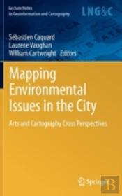 Mapping Environmental Issues In The City