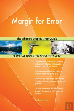 Bertrand.pt - Margin For Error The Ultimate Step-By-Step Guide