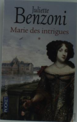 Bertrand.pt - Marie Des Intrigues T.1