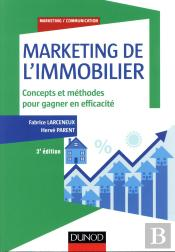 Marketing De L'Immobilier (3e Édition)