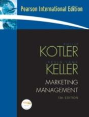Marketing Management International Version