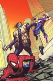 Marvel Adventures Spider-Manmonsters On The Prowl