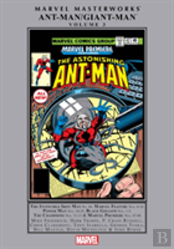 Bertrand.pt - Marvel Masterworks: Ant-Man/Giant-Man Vol. 3