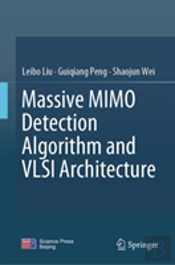 Massive Mimo Detection Algorithm And Vlsi Architecture